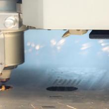 Usługi CNC - cięcie laserem